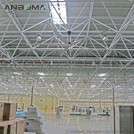 北京节能工业大吊扇 郑州大型工业风扇厂家