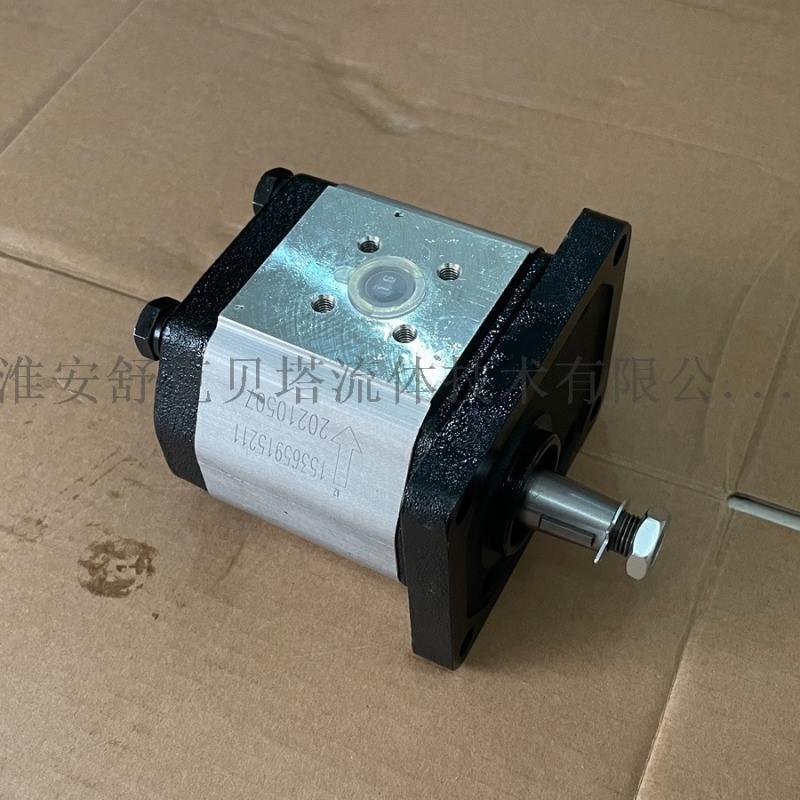 BHP2BOD12TOF1齿轮泵