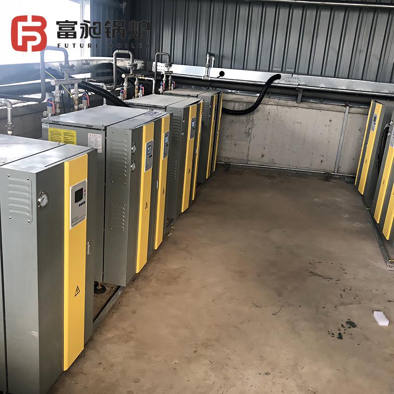 模块式电蒸汽发生器, 立式电加热蒸汽发生器