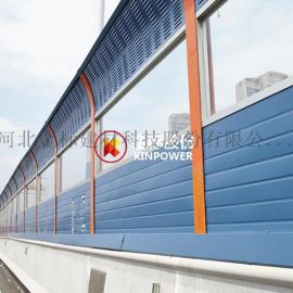 南京市政高架桥声屏障_蓝天华门小区声屏障制作_龙蟠中路声屏障加工