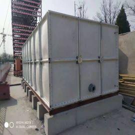 一体化玻璃钢水箱工业用水箱