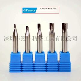 PCD铣刀 金刚石刀具 PCD轮廓刀等刀具定做