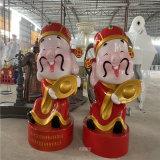 廣州玻璃鋼吉祥物雕塑 節慶卡通造型雕塑