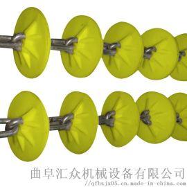 粉体气力输送设备 小块状矿石管链输送机 Ljxy