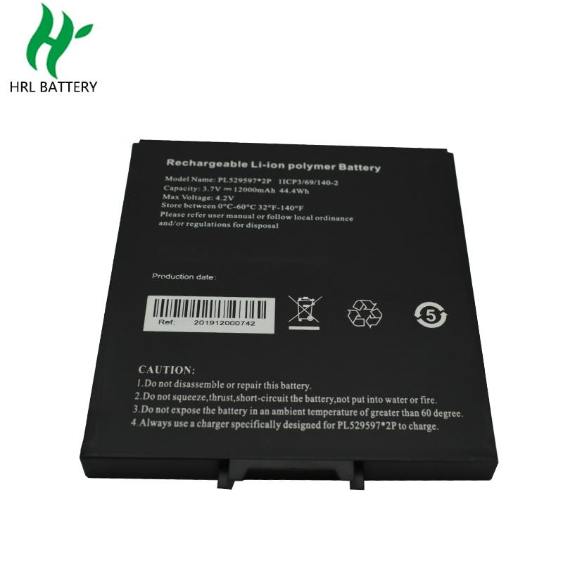 529597 12000mah3.7V醫療器械電池