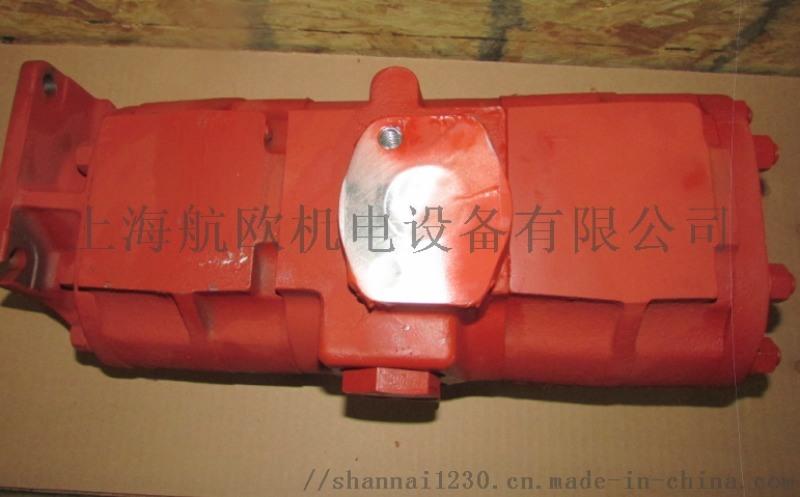 geartek水泵F66