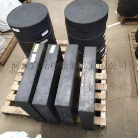 板式橡胶支座专业形矩形网架桥梁定制滑板带孔橡胶垫块