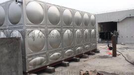 潮州不锈钢消防水箱,方形保温水箱,装配式保温水箱
