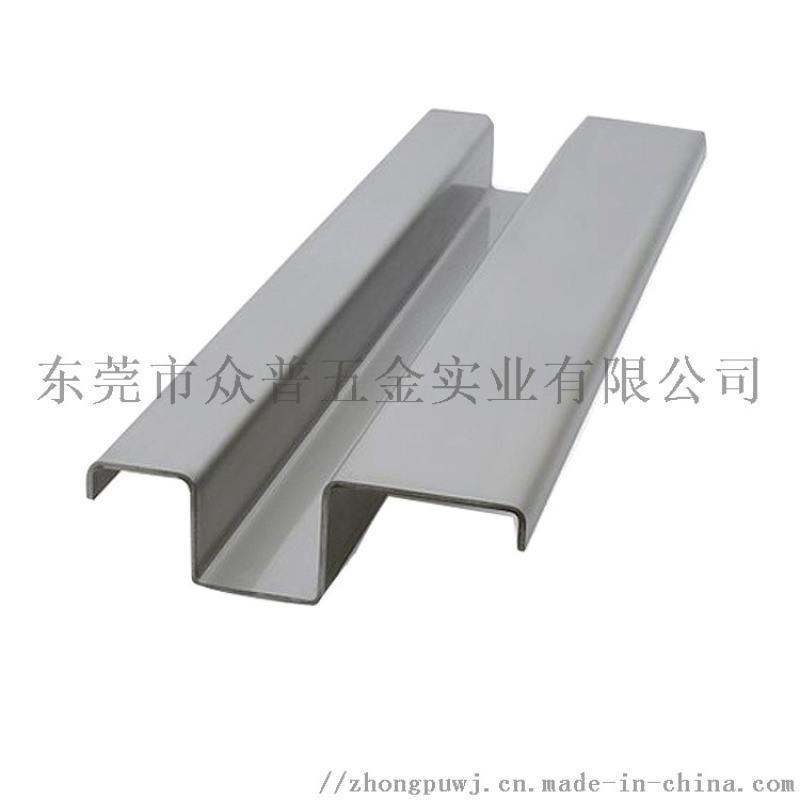鈑金加工衆普五金不鏽鋼工程機械配件折彎衝壓加工定做