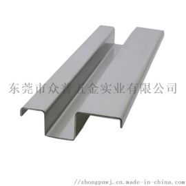 钣金加工众普五金不锈钢工程机械配件折弯冲压加工定做