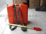 森林消防撲火器材供應、鎮江潤林水桶型往複式滅火水槍