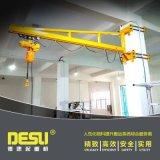 180°简易墙壁式悬臂吊起重机 工程用小型悬臂吊
