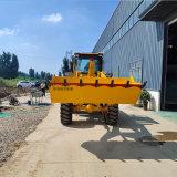 直销920装载机 前卸式工程运输车 四轮驱动装载机