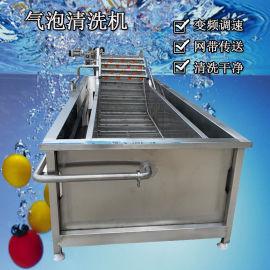 全自动清洗流水线 蔬菜清洗设备