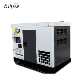 机房20KW低噪音柴油发电机