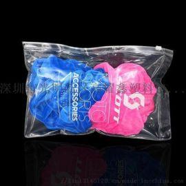 现货拉链袋 透明衣服包装袋 定制logo厂家直销