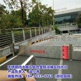 車庫防洪閘門用鋁合金材料做的廠家安裝報價