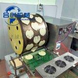 上海春捲皮機 薄餅機 北京烤鴨餅機  安裝