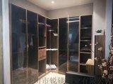 厂家供应20窄边玻璃门框料角码配件极简门模具