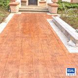 仿木地坪 水泥仿木地坪 混凝土仿木地坪