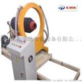 山东新型珍珠棉发泡网套机 珍珠棉异型材生产设备