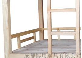 四川幼儿园双人床定制 四川儿童实木双人床厂家