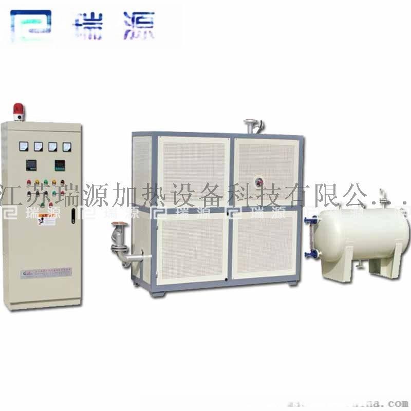 带冷却有机热载体锅炉 手动自动冷却电加热导热油炉