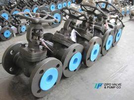 自贡Z41Y或Z41H锻钢闸阀不锈钢闸阀生产厂家