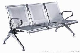 银行等候区座椅*大厅客户等候椅(三人位)