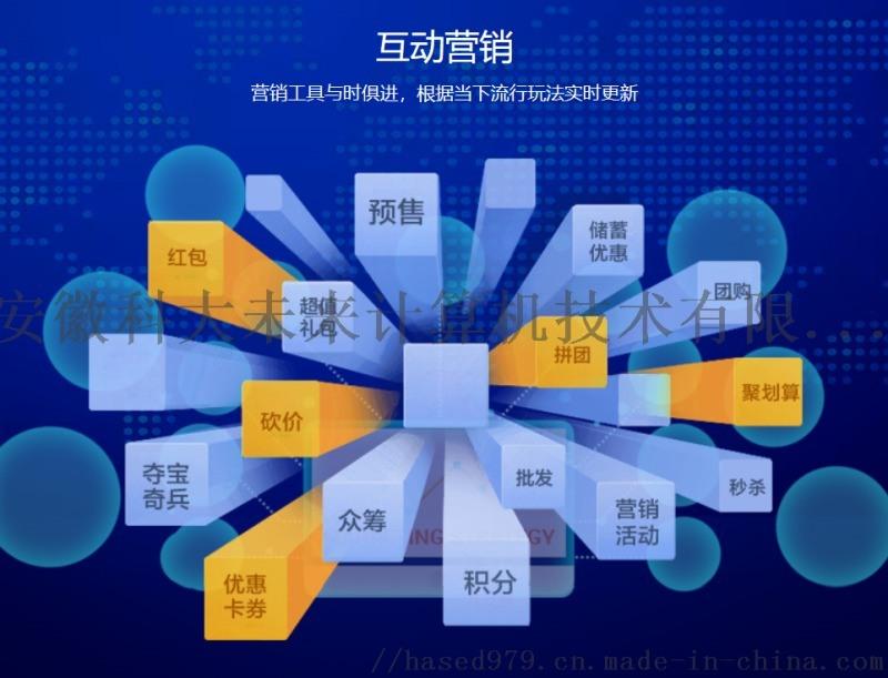 合肥科大未来  教育直播系统知识付费系统源码