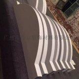 双曲铝单板仿大理石铝单板弧形铝单板