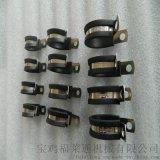 波紋管套管管夾Φ25汽車專用線夾