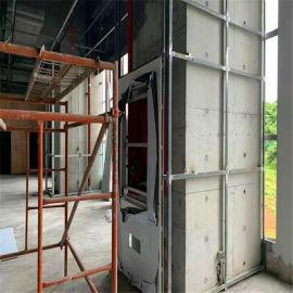 180度弧形包柱铝单板 360度造型圆弧铝单板