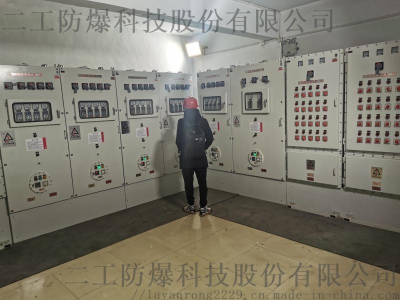 防爆正压柜有报 系统和配电系统