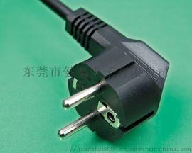 VDE插头电源线