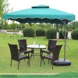 戶外遮陽傘-檔風太陽傘-羅馬側邊傘: 錦綸傘布