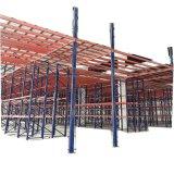 仓库货架式阁楼平台,货架生产安装