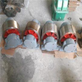 Φ1.6米复合肥转鼓造粒机托轮滚圈铸钢配件