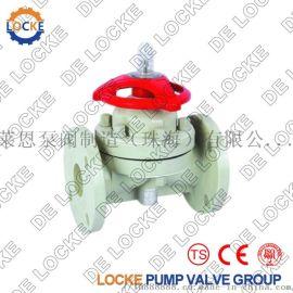 进口塑料隔膜阀的工作原理与使用方法德国洛克