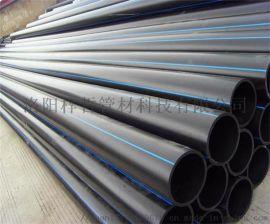 PE供水管排水管生产线