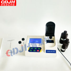 检测二氧化硅的仪器水质重金属测定仪