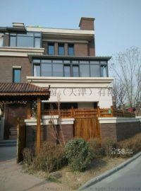 天津津南区断桥铝门窗封露台,阳光房