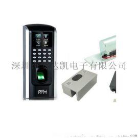 北京温度检测门禁设备 红外体温刷卡验证温度检测门禁