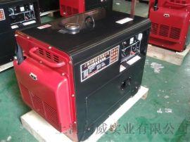 泽腾品牌5KW柴油发电机SH6500D