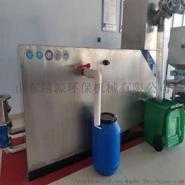 湖南烧烤火锅隔油提升一体化设备油水分离器