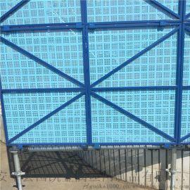 爬架网 建筑防护立面网