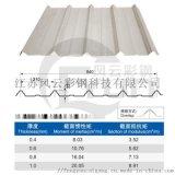 840型彩鋼瓦 屋頂防水彩鋼板 防水隔熱屋面彩鋼瓦