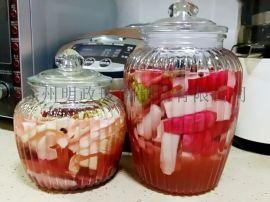 玻璃瓶密封罐泡酒瓶玻璃缸泡菜坛腌菜坛储存罐