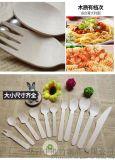 一次性竹勺竹制刀叉勺冰淇淋勺子西餐甜品勺