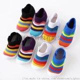 供應浙江出產防滑耐磨兒童專用針織鞋